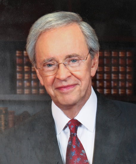 Charles Stanley <br> Why Did He Have to Die?